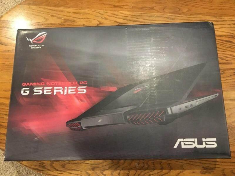 ASUS ROG Gaming Computer G751JY-US71(WX) 17.3 Core i7 4720HQ 16GB RAM 1 TB HDD Malaysia