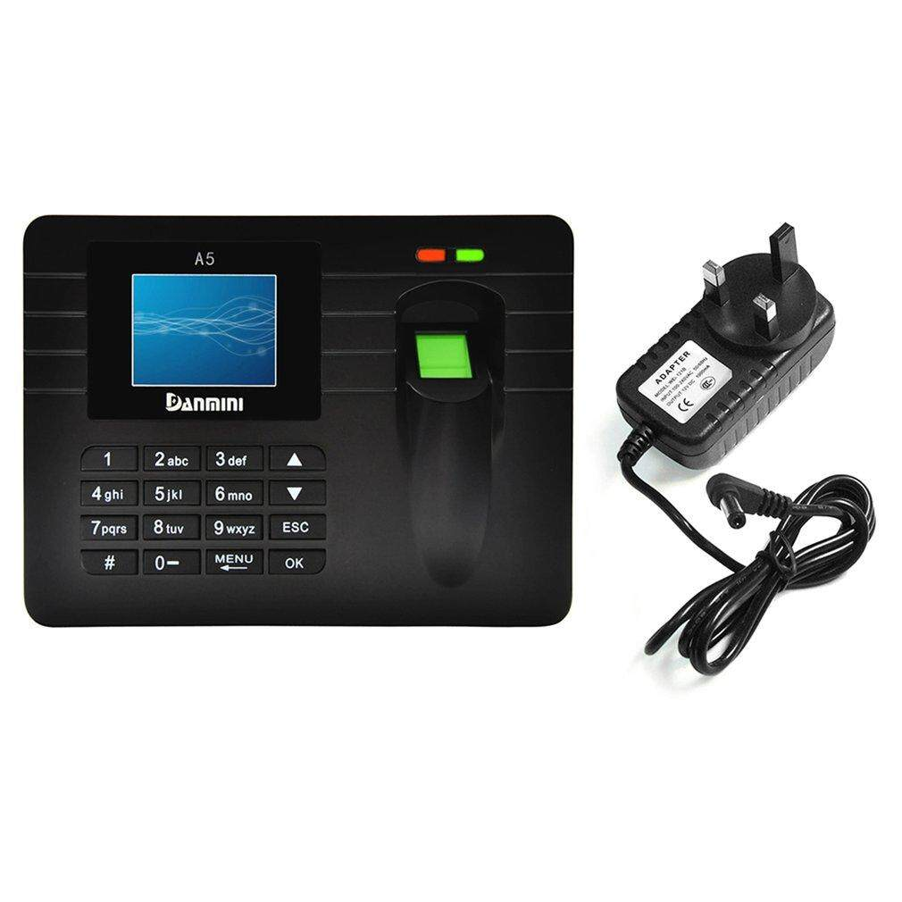 GOOD DANMINI A5 2.4 Inch Thin Film Transistor LCD Smart Attendance Machine Biometric Fingerprint