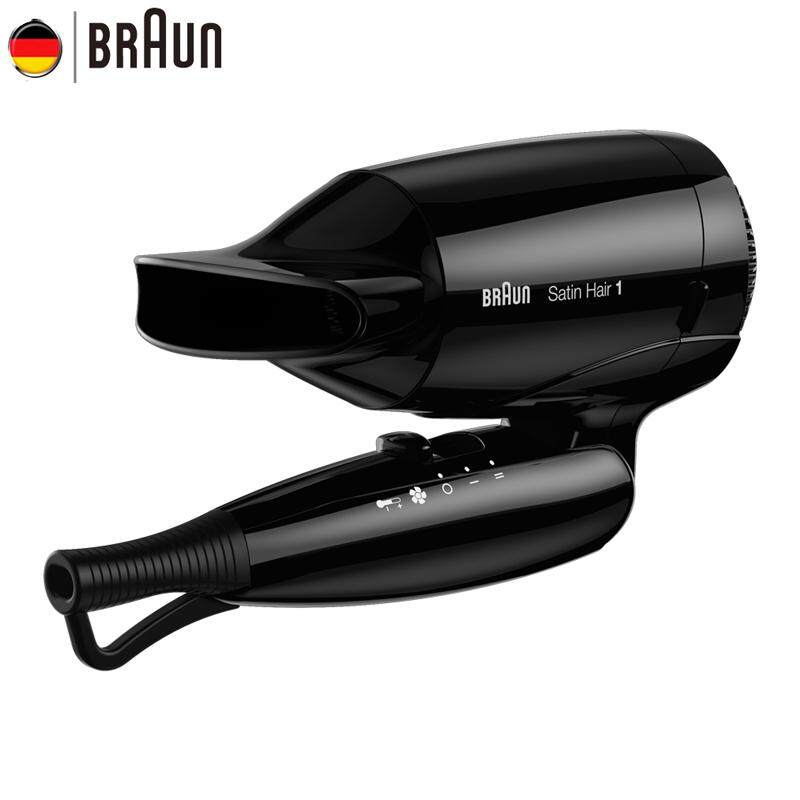 Mini Hair Dryer 130 Hair Styling Tools Professional Foldable Electric Hairdryer Fast Drying Foldable Blow Dryer