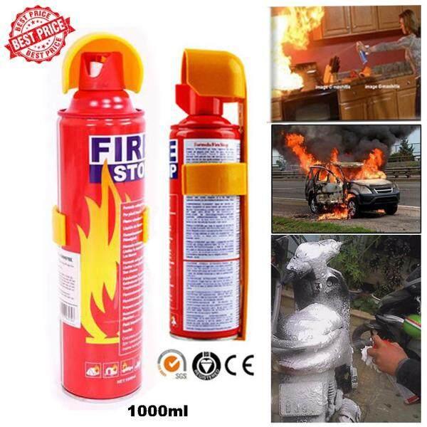Mini Portable Fire Extinguisher Fire Stop 1000ml
