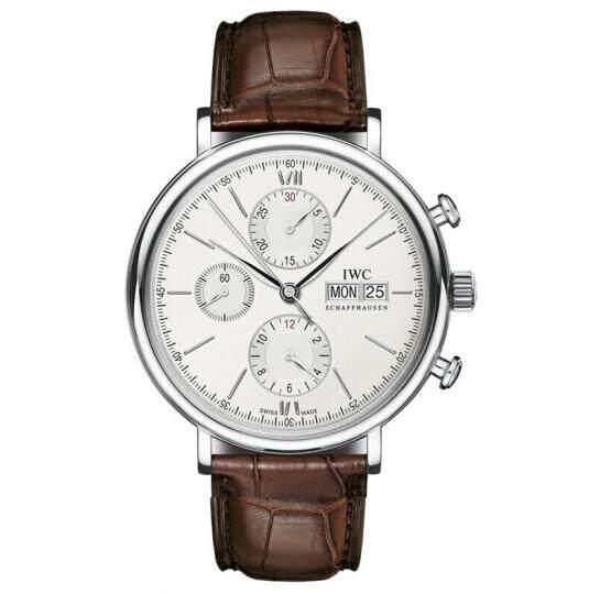 IWC_ Swiss Watch PORTOFINO Series Mechanical Men's Watch IW391007