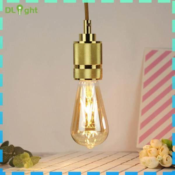 [Giảm Giá 50%] 6 Bóng Đèn LED Edison Cổ Điển, Bóng Đèn Vít Thủy Tinh Cổ Điển 110V 220V 4W Trang Trí Chiếu Sáng