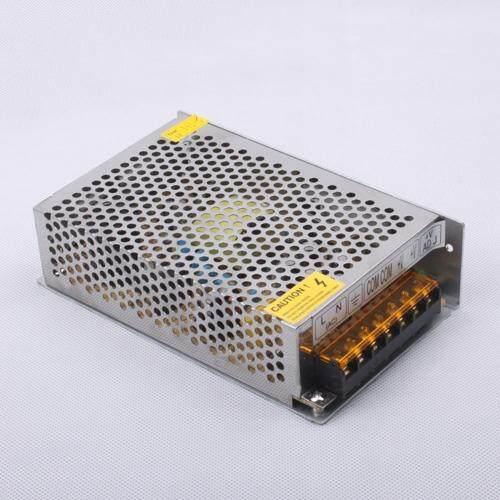 AC 100-240V To 12V 10A Power Supply Transformer Converter For Led Strip Camera ^