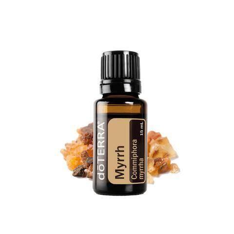 doTERRA Myrrh Essential Oil 15ml + Free gift