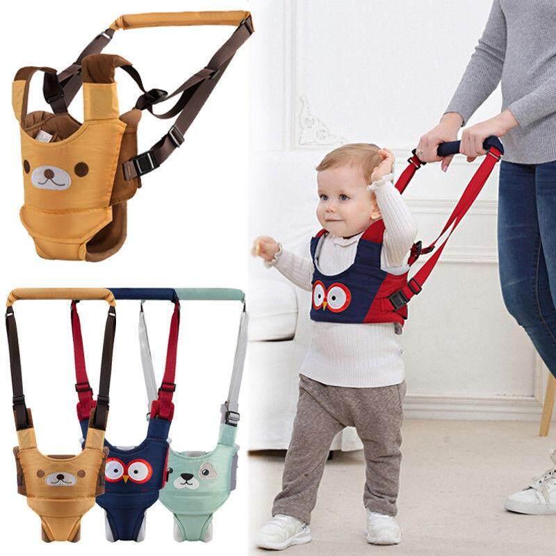 ที่หัดเดินเด็กสายรัดช่วยความปลอดภัยเข็มขัดเด็กวัยหัดเดินเครื่องมือช่วยเด็กหัดเดินทารกเด็กปลอดภัย