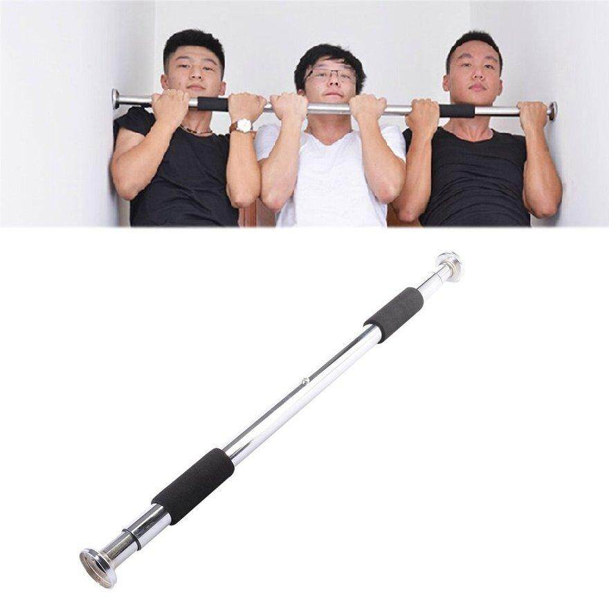 Anext 80kg Bearing Stainless Steel Chin Up/pull Up Bar Home Doorway Fitness Trainer By Andnext.