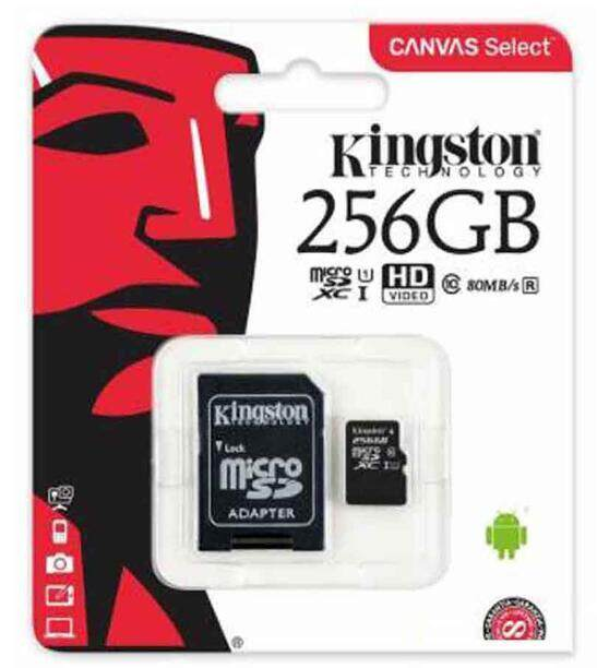 Mã Coupon Authentic 256GB Memory Micro SD Card XC Class10 256G + Free Reader