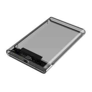 Ổ Cứng SSD Gắn Ngoài USB 3.0 2.0 5Gbps 2.5Inch SATA, Vỏ Ổ Đĩa Cứng thumbnail