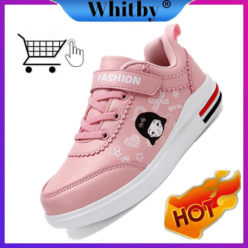 Whitby Trẻ Em Giày Bé Gái Thời Trang Trẻ Em Snekers Giày Tập Đi Trẻ Em Giày Sneakers Unisex Bé Trai Thể Thao Ngoài Trời Chạy Bộ