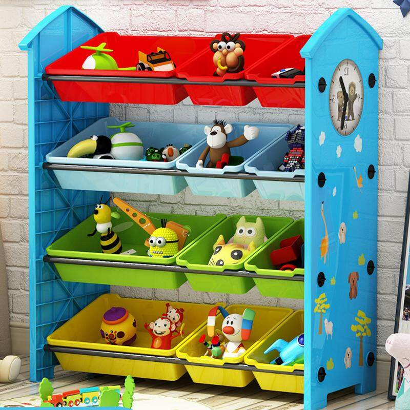 Kids Bedroom Toy Storage Box Cute Lady Bird 20 x 20 x 20cm ...