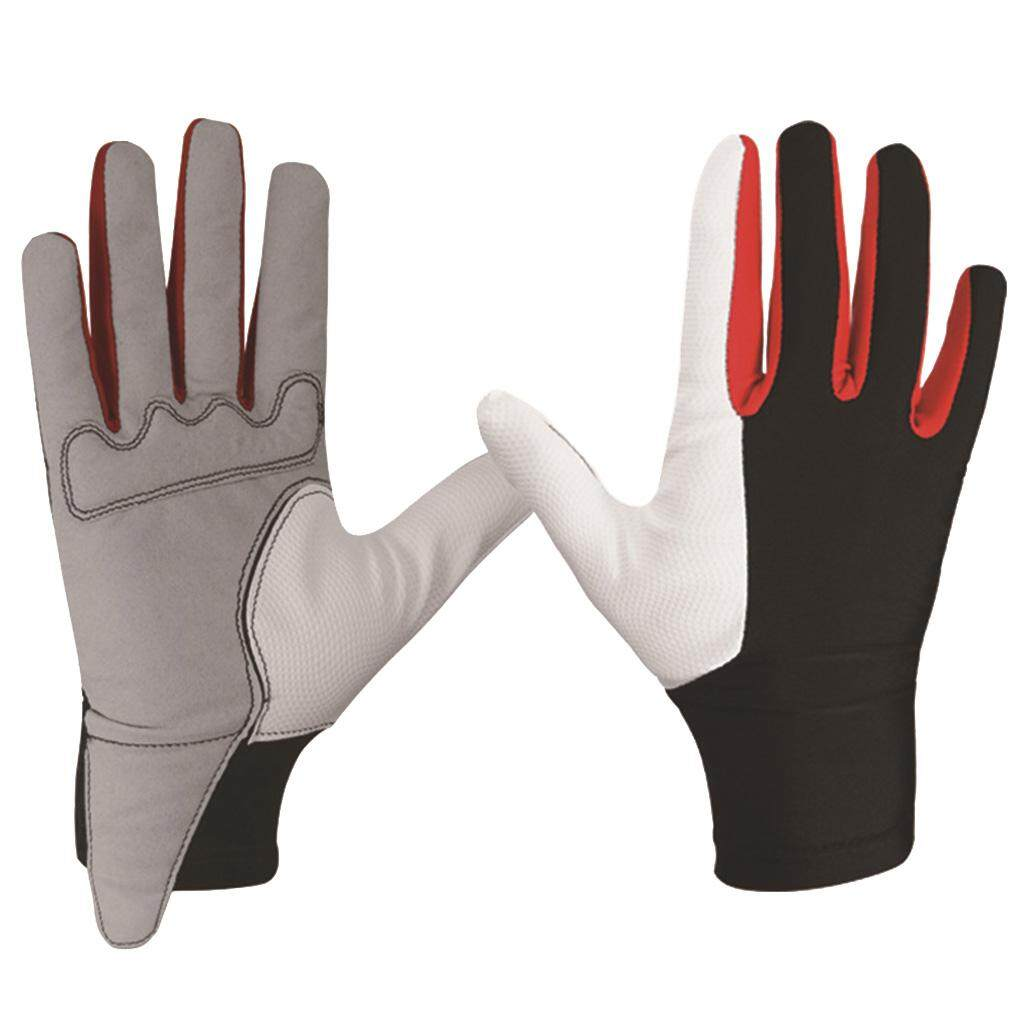 Boodun Horse Riding Racing Tactical Gloves Breathable Soft