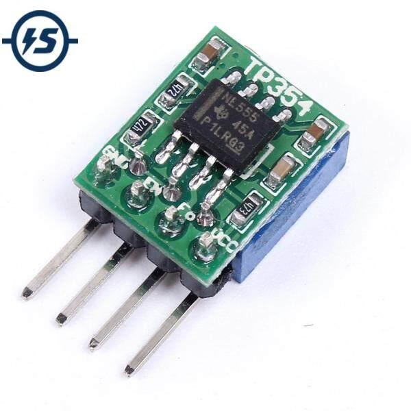 50Hz-6KHz TP354 NE555 Module Square Wave Pulse Generator Oscillator Output Signal Source Frequency Adjustable 200mA DC 5-15V