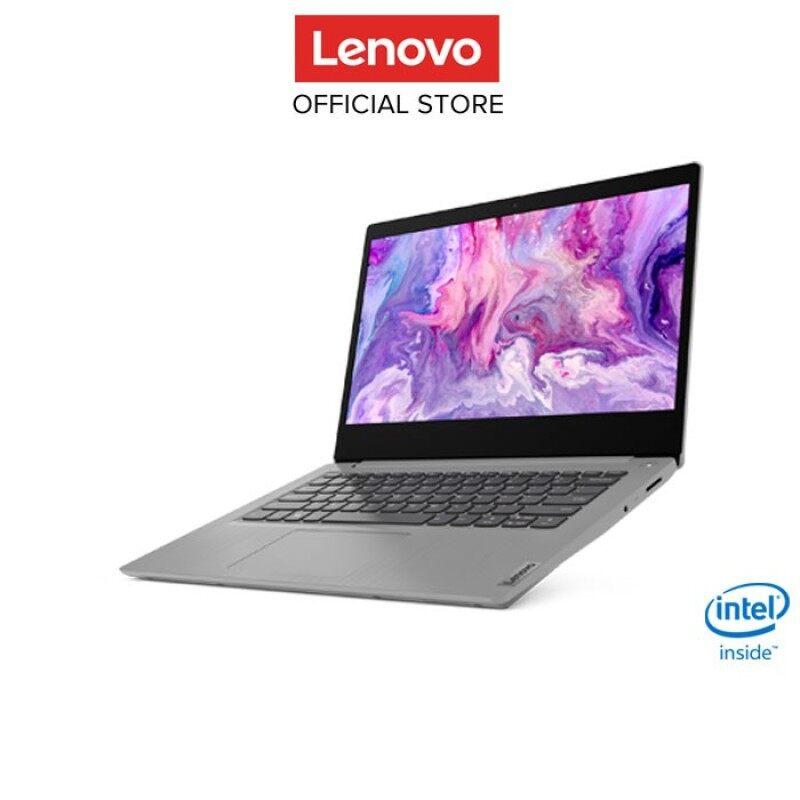 [NEW] LENOVO IDEAPAD 3 14IIL05 81WD00GSMJ GREY 14 FHD / INTEL I5-1035G1 / 8GB / 1TB HDD + 256GB SSD / NVIDIA MX330 2GB / 1 YEAR WARRANTY LAPTOP Malaysia