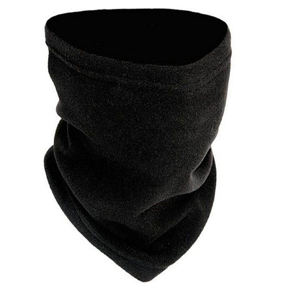 e7b1054b Fashion Winter 2 In 1 Cap Scarf With Draw Cord, Fleece Double-Layer Thicken