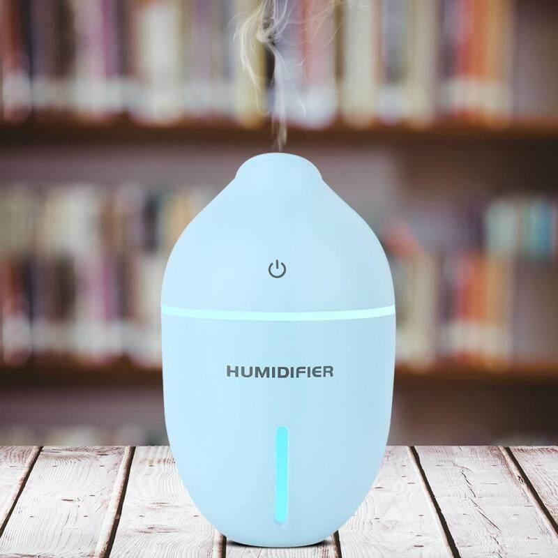Bảng giá 300 ml Hộ Gia Đình Siêu Âm Thanh Mini USB Máy Tạo Độ Ẩm Không Khí Máy Khuếch Tán Tinh Dầu với Nhiều Màu Sắc Khí Quyển Đèn
