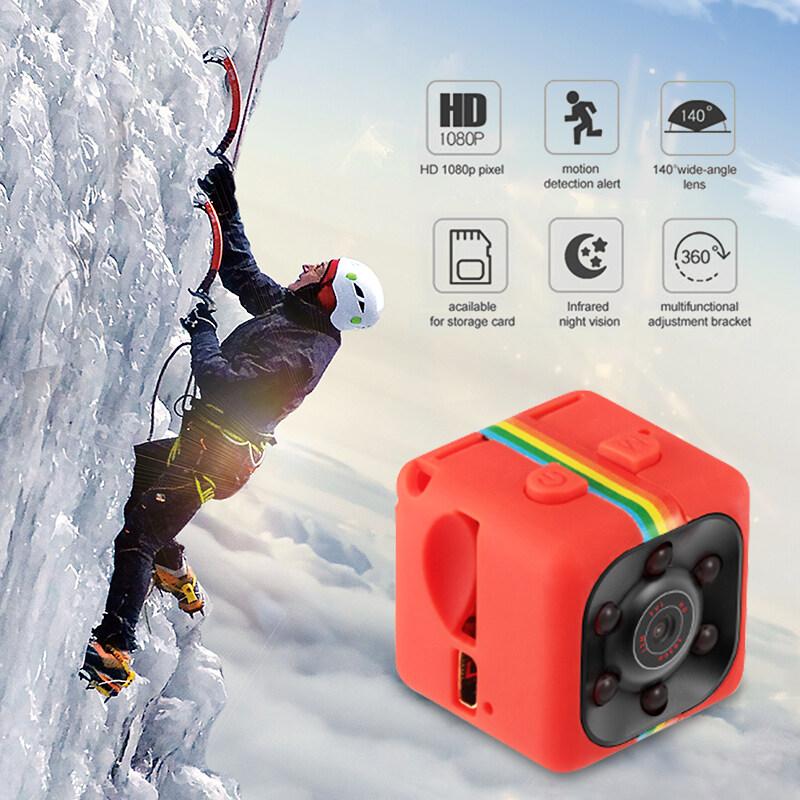 Camera Mini Beanie SQ11 Full HD 960P Thu Nhỏ 32G Camera Ghi Hình Chuyển Động Máy Quay Phim Cảm Biến Tầm Nhìn Ban Đêm 2-3 Giờ Xe DVR Camera Chuyển Động Siêu Nhỏ DV Video Camera Hành Động Thể Thao Nhỏ Cam