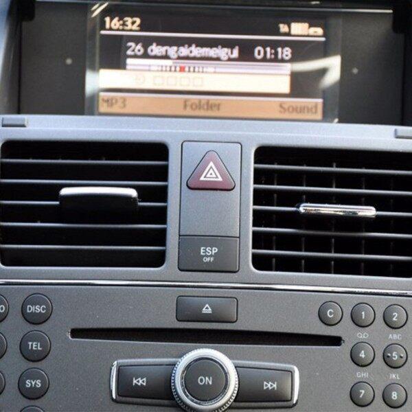 Dành Cho BMW W204 C180 C200, Bộ Dụng Cụ Sửa Chữa Kẹp Thông Gió Điều Hòa Không Khí Trung Tâm Phía Sau C260