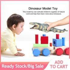 45CM Realistic Mosasaurus Dinosaur Animal Model Figure Kids Toys Christmas Gift