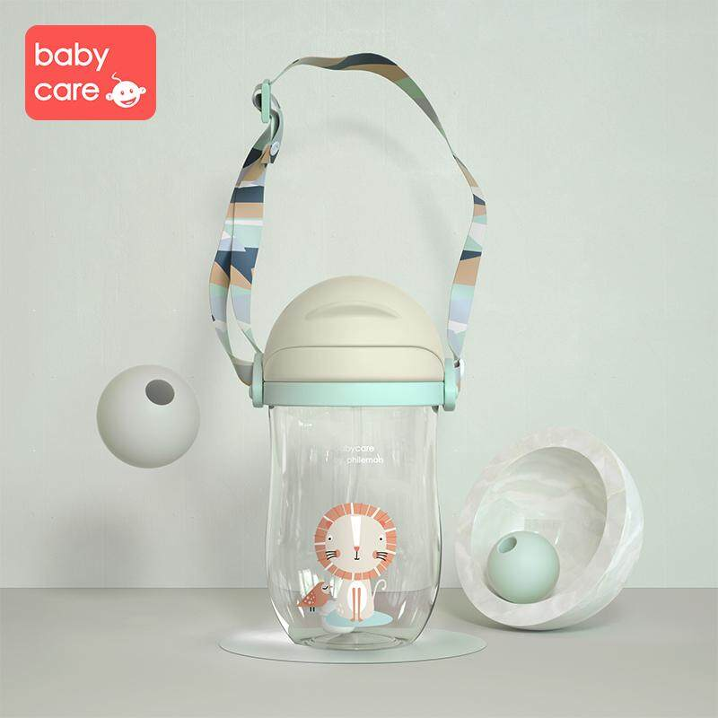 Babycare Baby Straw Cups Training Cup Botol 240ml/360ml By Babycare Store.