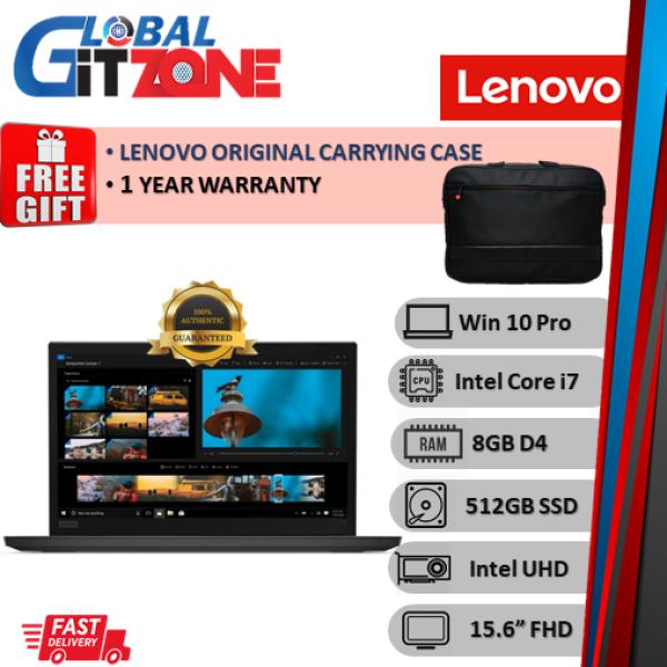 Lenovo Thinkpad E15 20RDS01B00 15.6 FHD Laptop ( i7-10510U, 8GB, 512GB SSD, Intel, W10P ) NoteBook E15-1B00 Malaysia