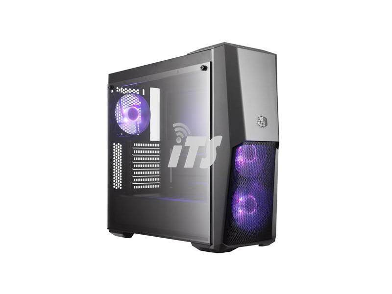 Cooler Master MasterBox 500 RGB Fan Chassis (W/O ODD Support) Malaysia