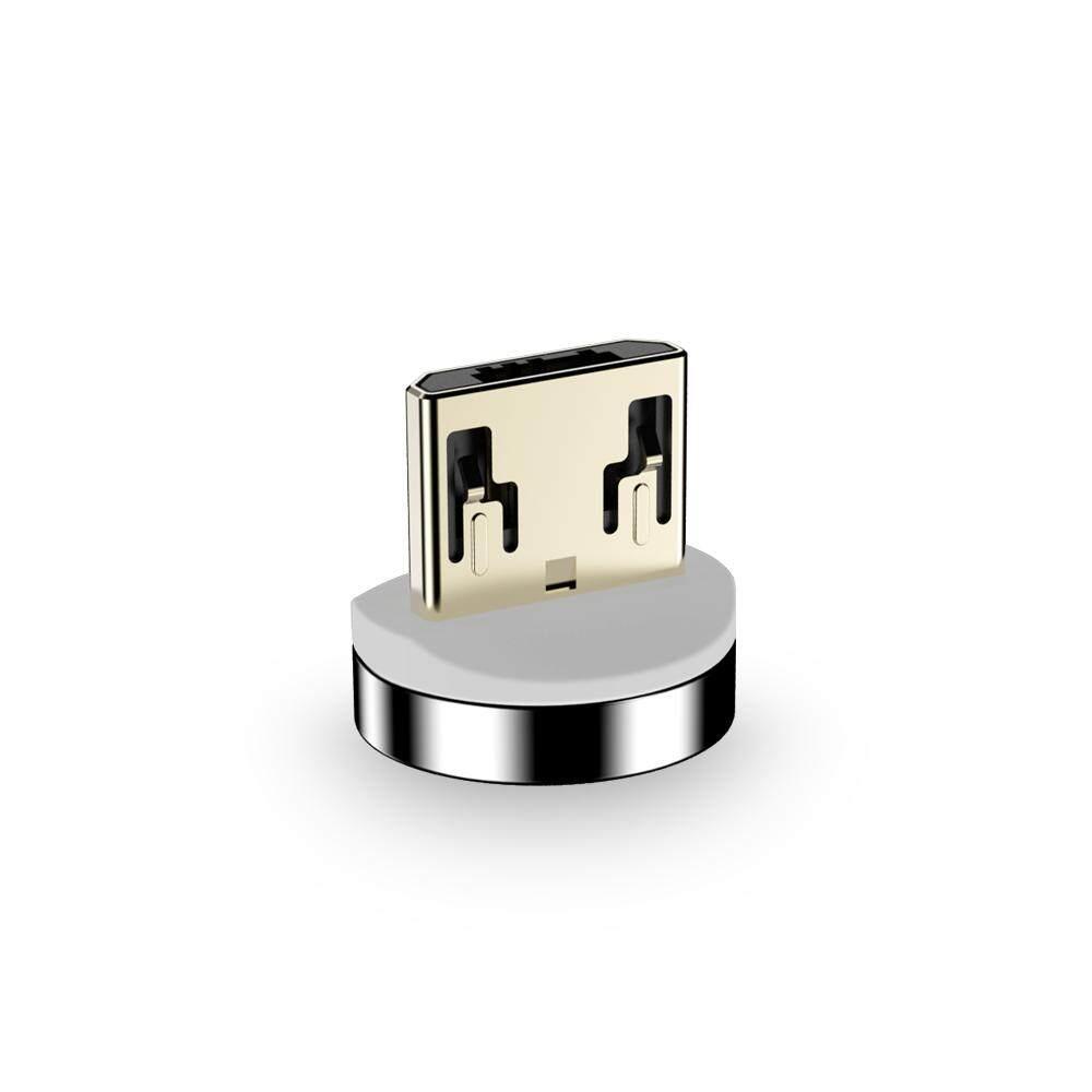 Floveme Baru 1 M Kabel 3A Mikro Pengisian Cepat Tipe C Petir USB Kabel Pengisi Daya Magnet untuk Iphone Samsung Xiaomi Huawei OPPO Vivo Nokia Charge Cord