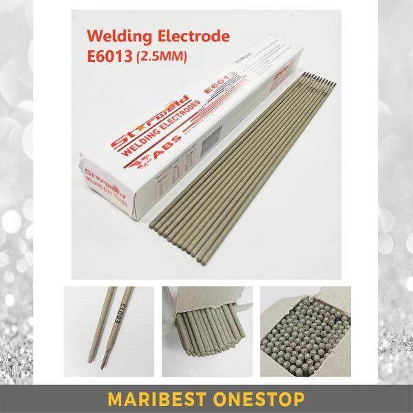 2.5mm x 5KG Starweld Welding Electrodes E6013