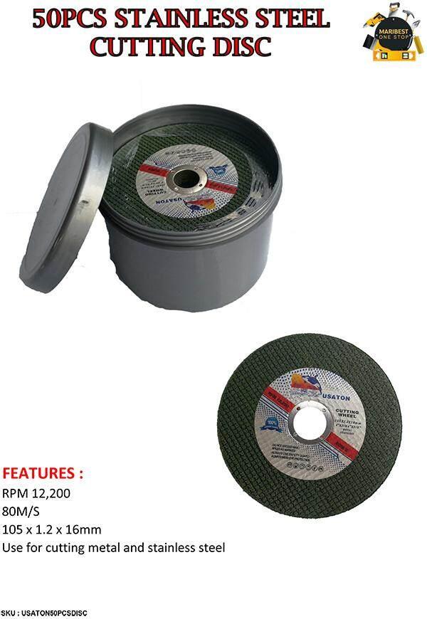 50PCS 105 x 1.2 x 16mm CUTTING DISC