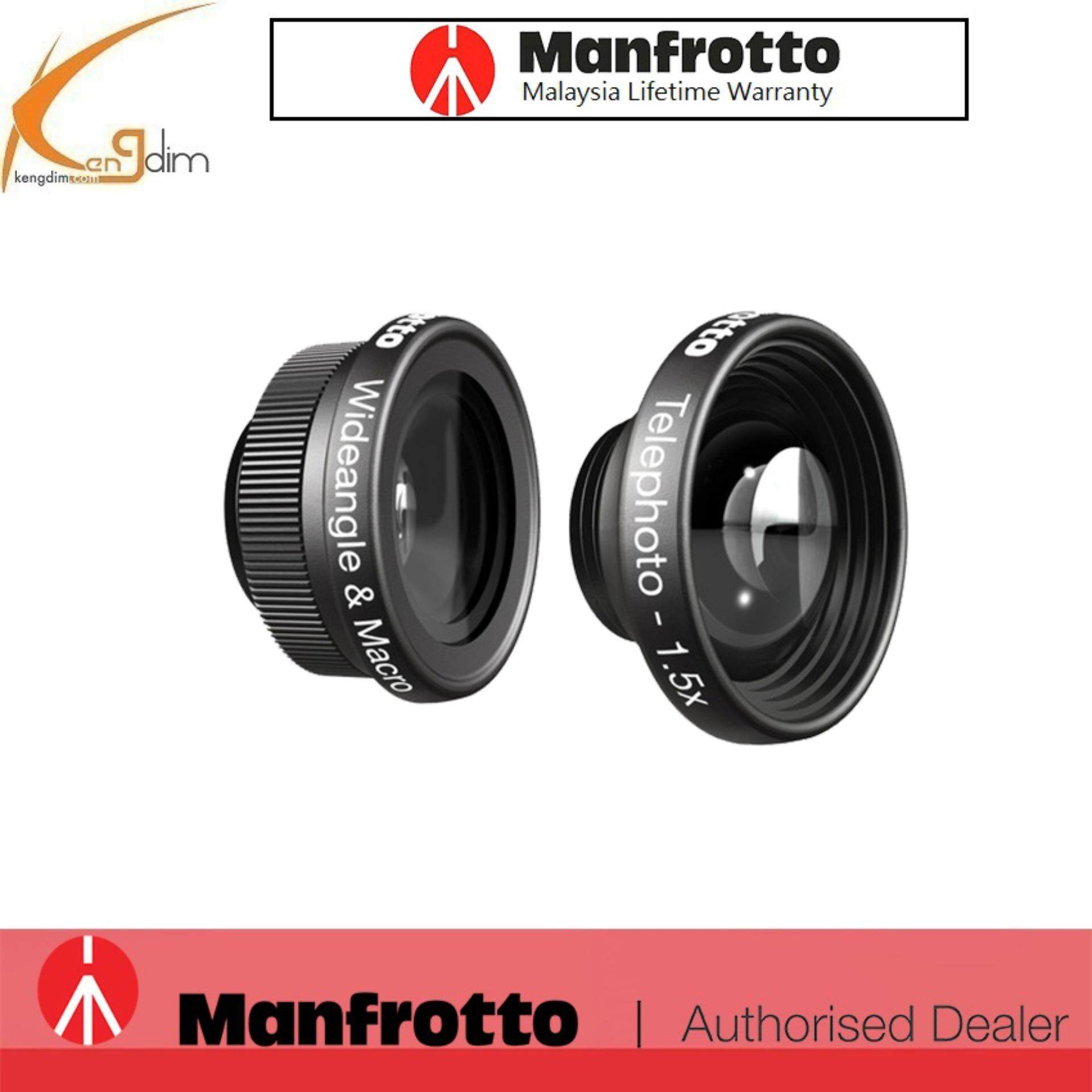 huge selection of 9dc06 f7ec4 Maxone,Manfrotto Smartphone Lenses price in Malaysia - Best Maxone ...