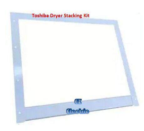 Toshiba SK-T01 Dryer Stacking Kit