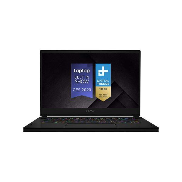 MSI GS66 Stealth 10SFS-037 15.6 300Hz 3ms Ultra Thin and Light Gaming Laptop Intel Core i7-10750H RTX 2070 Super 32GB 512GB NVMe SSD Win10PRO VR Ready Malaysia
