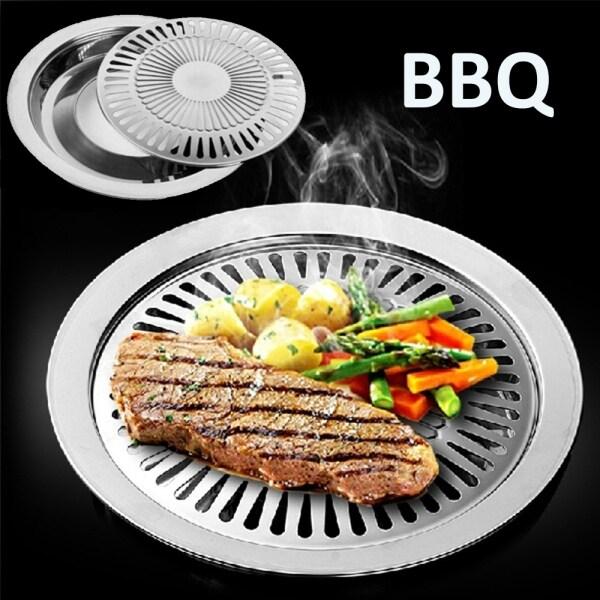 Gas Không Dính Đồ Dụng Cụ Nướng BBQ Hộ Gia Đình Bếp Ga Nướng Thịt Nướng Nướng Chảo Nướng BBQ Tấm Dụng Cụ Nấu Ăn
