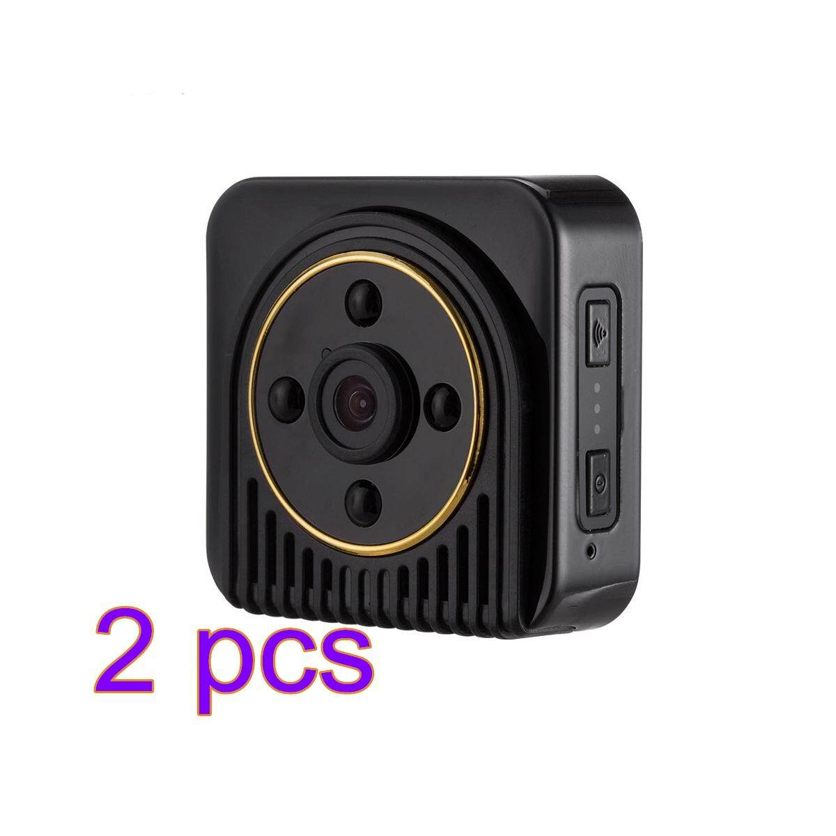 H5 Wifi IP Mini Camera Wireless HD 1080P Infrared Micro Camcorders IR Night Vision P2P Action DVR Recorder