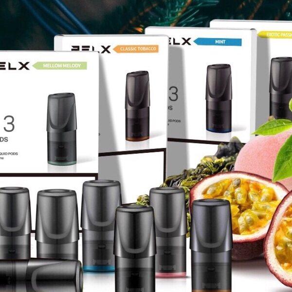 Relx pods refill pod original relx malaysia Malaysia