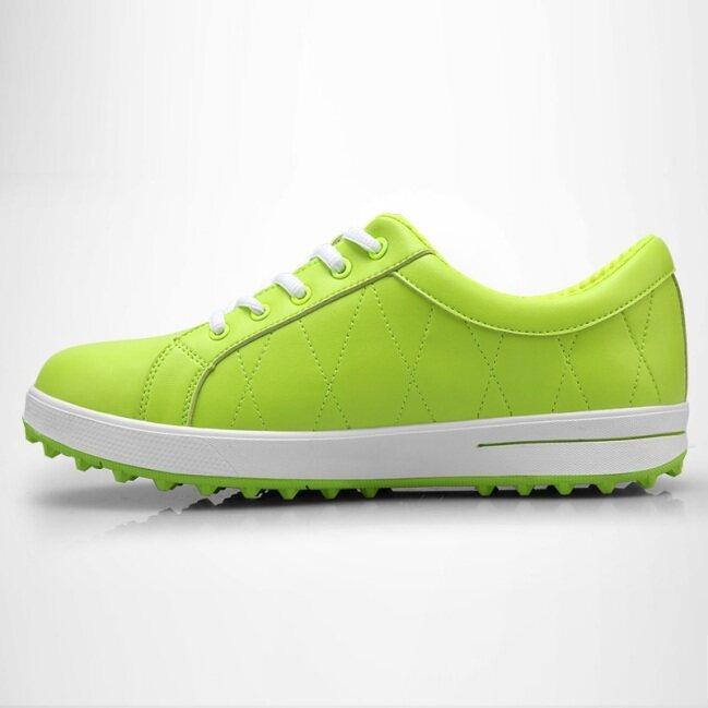 Giày Golf Nữ PGM Dành Cho Nữ Và Nữ Dành Cho Thể Thao , Giày Thể Thao Hoặc Đơn Giản; Không Trơn Trượt , Không Thấm Nước , Thoải Mái giá rẻ