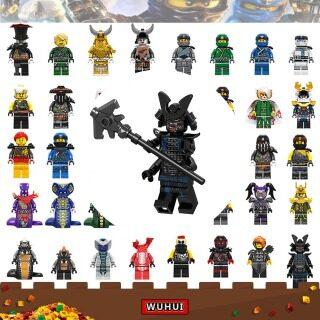 Đồ chơi mô hình nhân vật ninja mini basilisk jiamandu dành cho bé trai và bé gái WUHUI (Sản phẩm có nhiều phiên bản lựa chọn, vui lòng chọn đúng sản phẩm cần mua) - INTL thumbnail