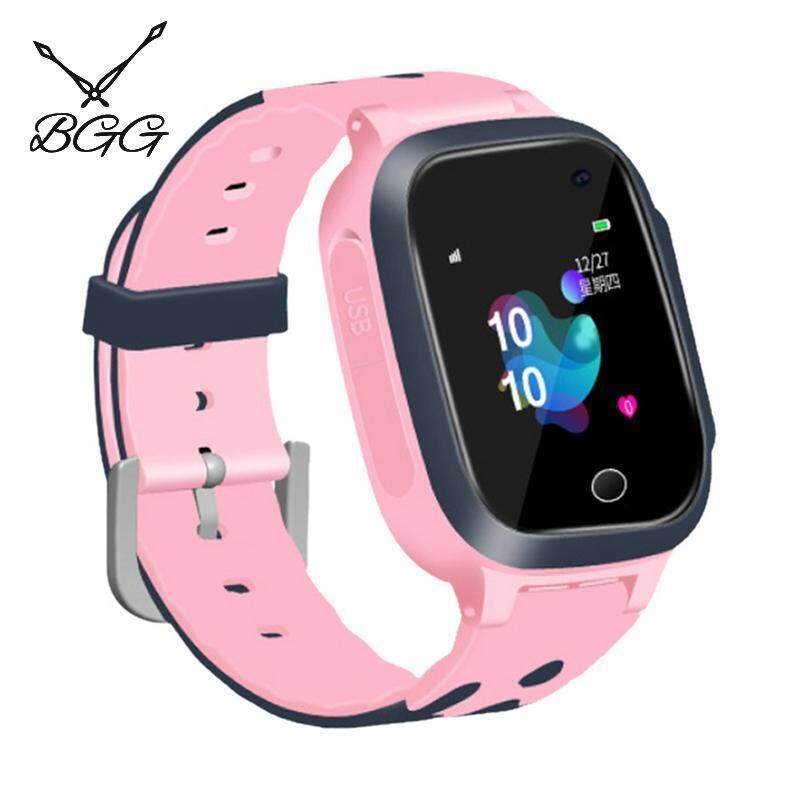 BGG Kids Watches S16 1.44-inch Touch Screen SOS Waterproof Positioning Super-long Standby Smart Childrens Telephone Watch Malaysia