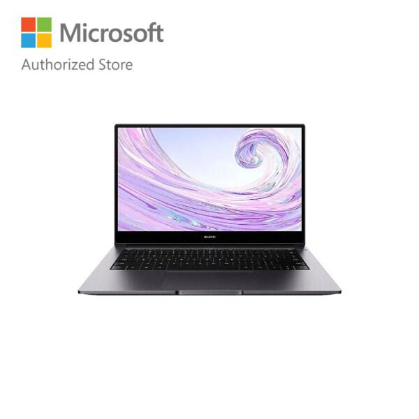 HUAWEI MateBook D14 (i5/8GB/512GB/GeForce MX250) - Mystic Silver Malaysia