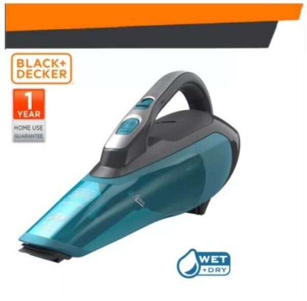 BLACK & DECKER WDA320B-B1 Wet & Dry 10.8V Cordless Vacuum Cleaner (WDA320B-B1) MCO PROMOTION [READY STOCK]