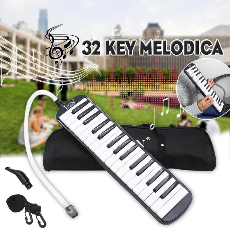 IRIN 32 Piano Keys Melodica Musical Education Instrument for Beginner Kids Children Gift with Carrying Bag Malaysia