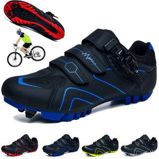 2020 MTB Giày Đi Xe Đạp Người Đàn Ông Leo Núi Cho Nữ Giày Xe Đạp Ban Đầu Giày Đi Xe Đạp Đua Thể Thao Sneakers Cỡ Lớn 45 46 47 48 thumbnail