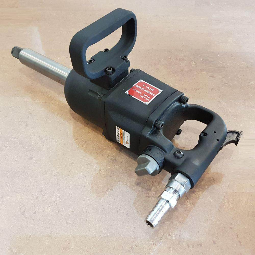 """Hymair 1"""" Extended Anvil Air Impact Wrench ID222092"""