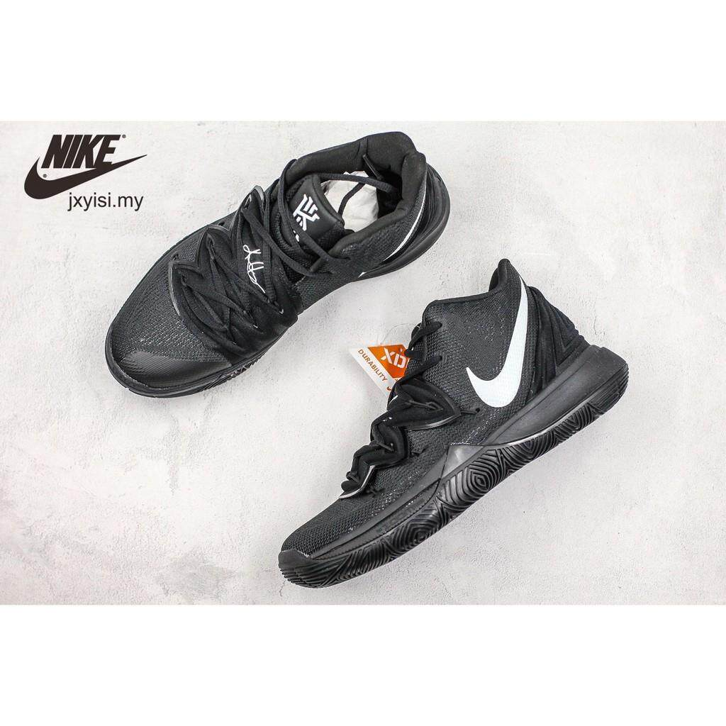 c762f6d6a691 Kyrie Irving 5 NIKE Men sport Basketball shoes black Lelaki Kasut bola  keranjang