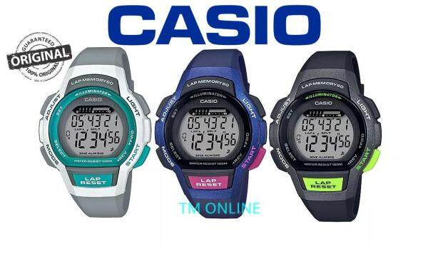 (ORIGINAL+1YR WARRANTY) LWS-1000H SERIES LADIES SPORT WATCH NEW MODEL Malaysia
