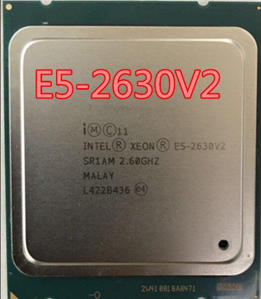 Bảng giá Intel Xeon E5 2630 V2 Server processor SR1AM 2.6GHz 6-Core 15M LGA2011 E5-2630V2 Phong Vũ