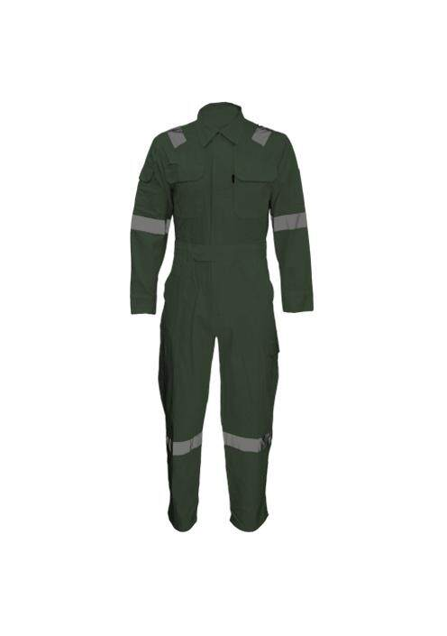Smart Uniform Safety Coverall - M Size
