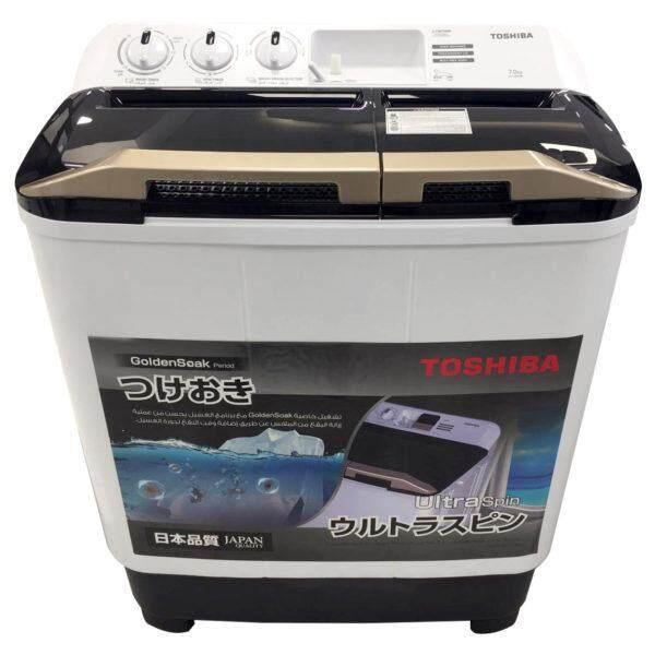 Toshiba 11.0 KG SEMI AUTO WASHER (VH-H120)