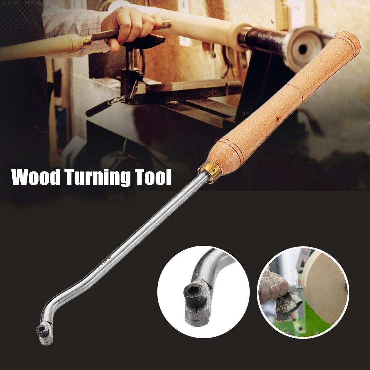 Wood Turning Tool High Speed Steel Wood Lathe Hollowing Out Hollowing Chisel