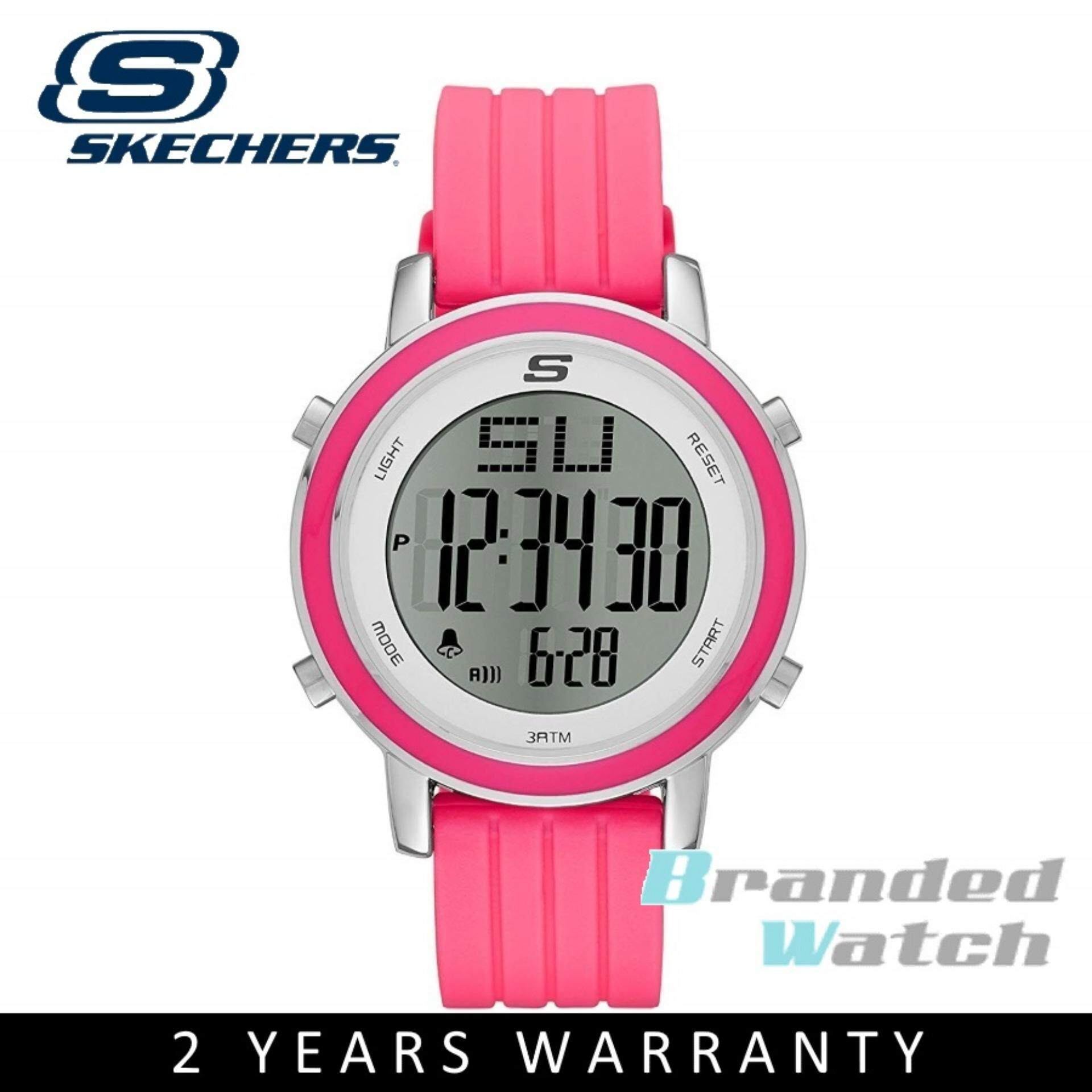 skechers watch manual