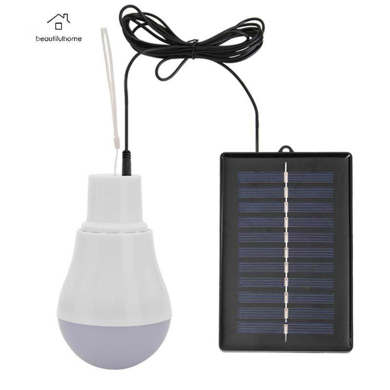 5V 15W Di Động Năng Lượng Mặt Trời Điện Ngoài Trời Đèn Sạc USB Đèn Công Suất Tiêu Thụ Điện Thấp Bóng Đèn LED